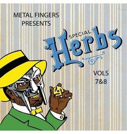 Nature Sounds MF Doom: Special Herbs Vol. 7 & 8 LP