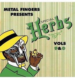 Nature Sounds MF Doom: Special Herbs Vol. 9 & 0 LP