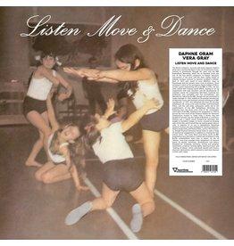 Fantome Phonographique Oram, Daphne/Vera Gray: Listen Move & Dance  LP