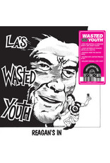 Jackpot Wasted Youth: 2021RSD1 - Reagan's In (neon green) LP