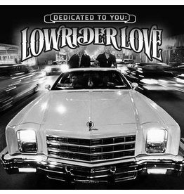 Craft Various: 2021RSD1 - Dedicated to You: Lowrider Love LP