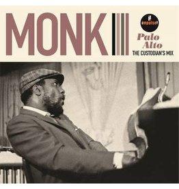 Verve Monk, Thelonious: 2021RSD1 - Palo-Alto: The Custodian's Mix LP