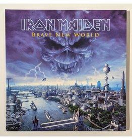 USED: Iron Maiden: Brave New World LP