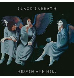 Rhino Black Sabbath: Heaven and Hell LP