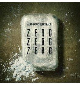 Rock Action Mogwai: ZEROZEROZERO (WHITE, INDIE EXCLUSIVE) LP