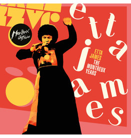BMG James, Etta: The Montreux Years LP