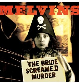 Ipecac Melvins: Bride Screamed Murder LP