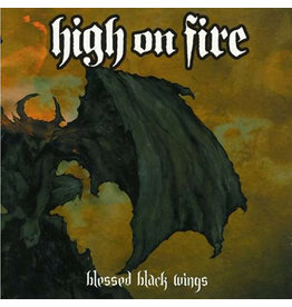 Relapse High on Fire: Blessed Black Wings LP