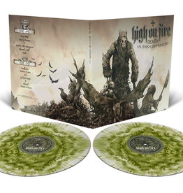 Relapse High on Fire: Death is This Communion LP