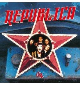 Music on Vinyl Republica: 2021RSD1 - Republica (blue) LP