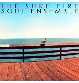Colemine Sure Fire Soul Ensemble: The Sure Fire Soul Ensemble LP
