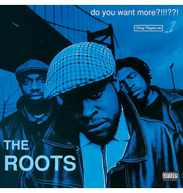 Geffen Roots: Do You Want More?!!!??! (expanded/2021) LP