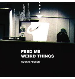 Warp Squarepusher: Feed Me Weird Things (clear vinyl) LP