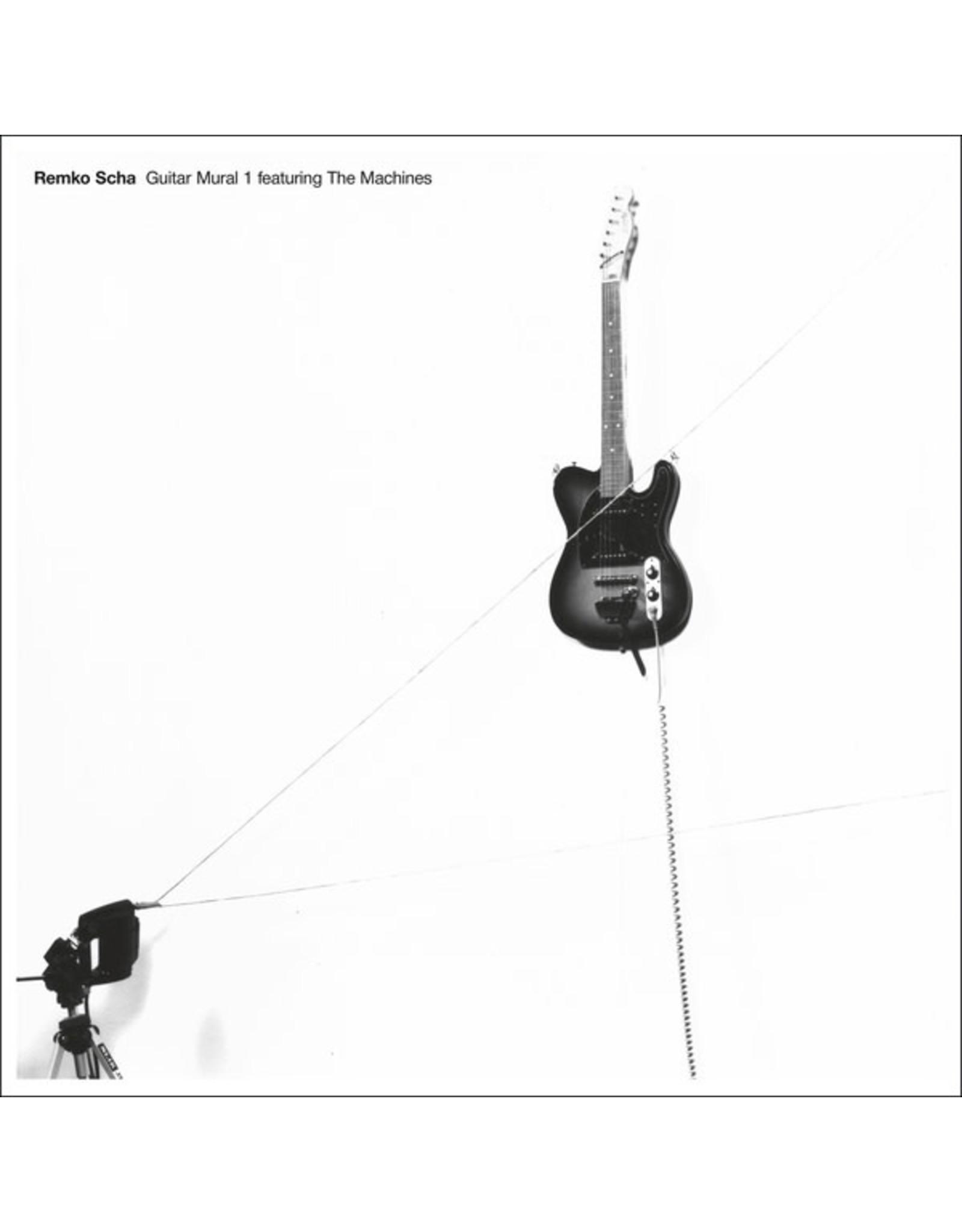 Black Truffle Scha, Remko: Guitar Mural 1 feat. The Machines LP