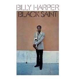 Our Swimmer Harper, Billy: Black Saint  LP