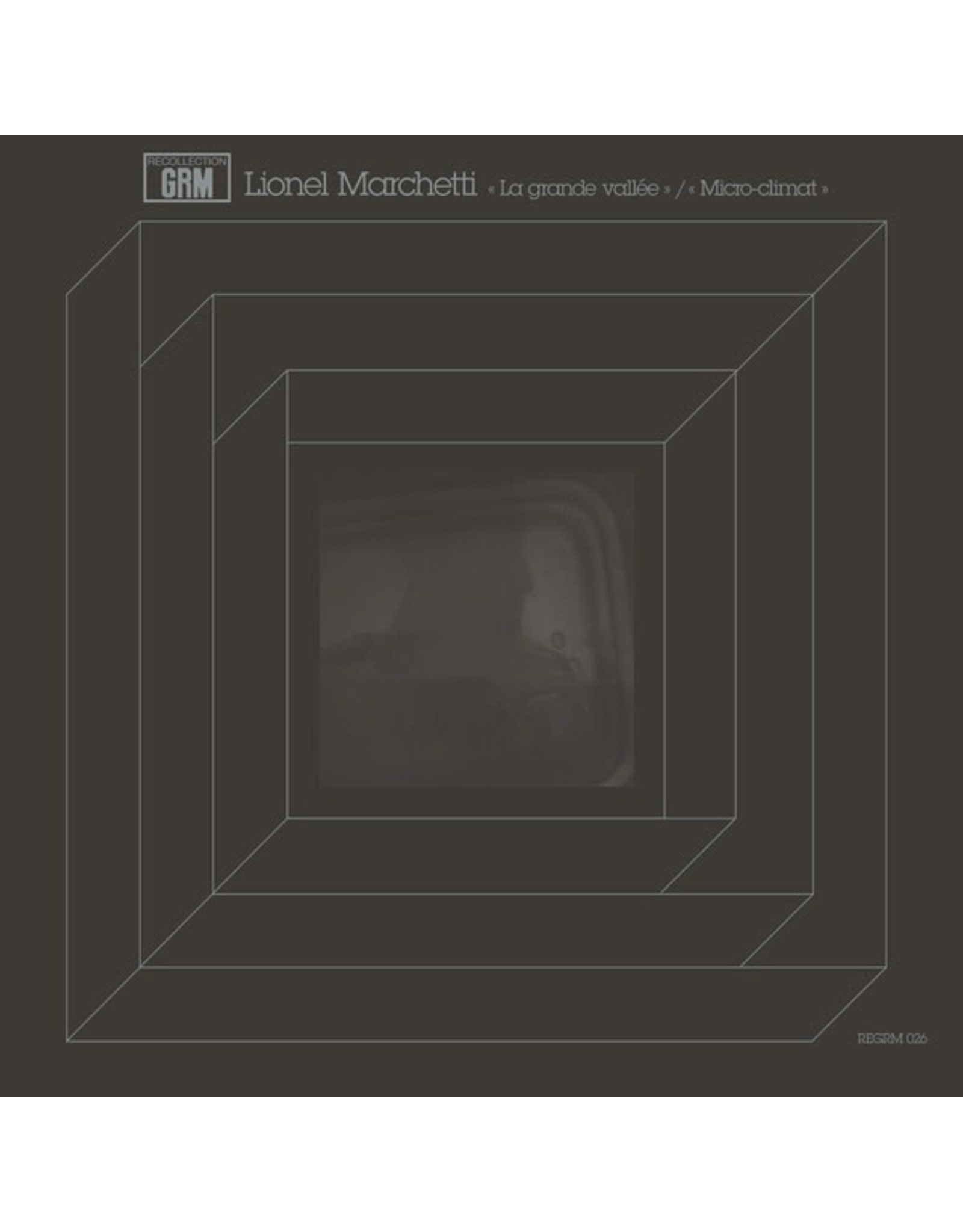 ReGRM Marchetti, Lionel: La Grande Vallee/Micro-climat LP