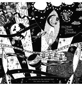Bureau B Die Welttraumforscher: Wire Arbeiten Fur Die Nachste Welt (1991-2012) LP