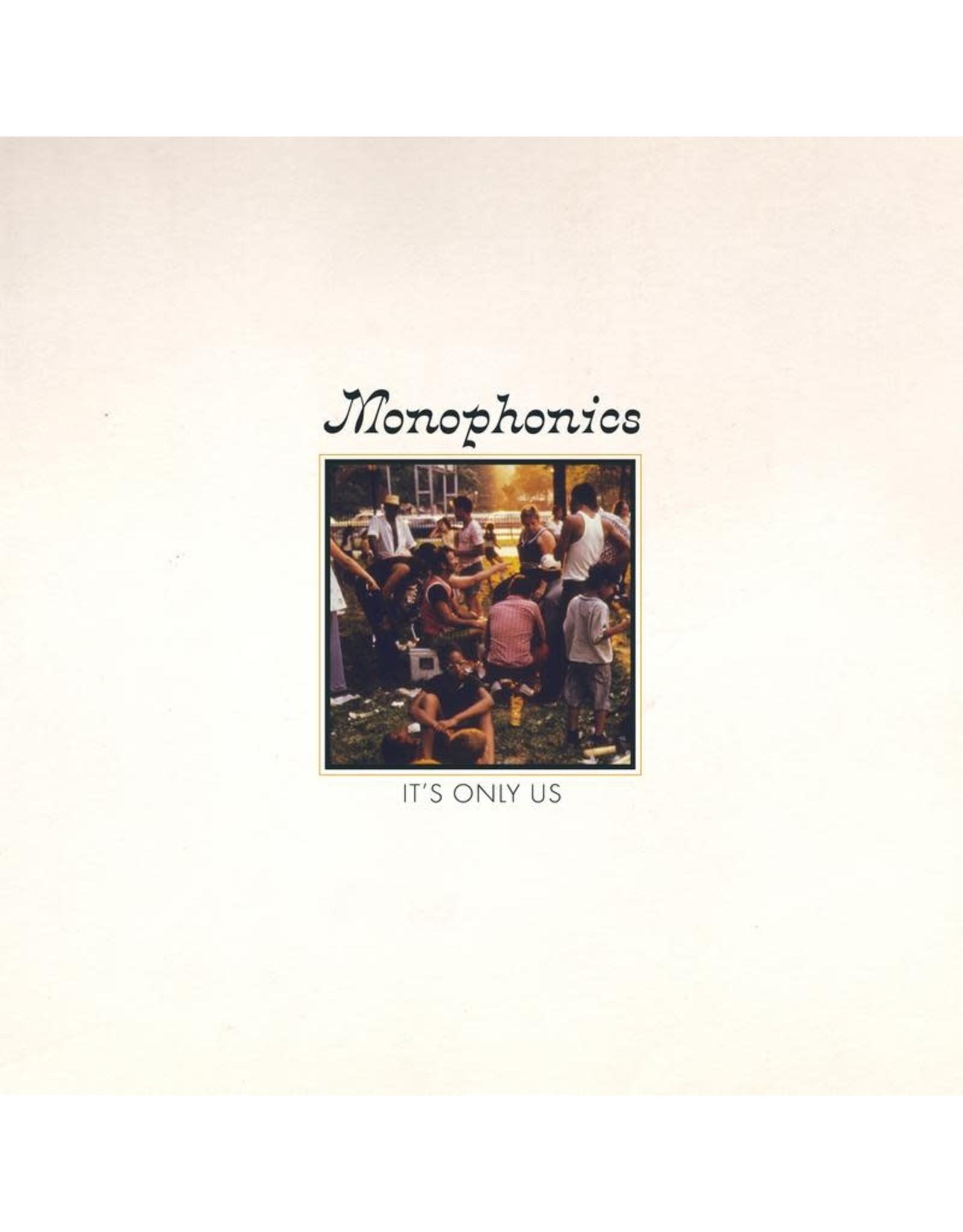 Colemine Monophonics: It's Only Us LP