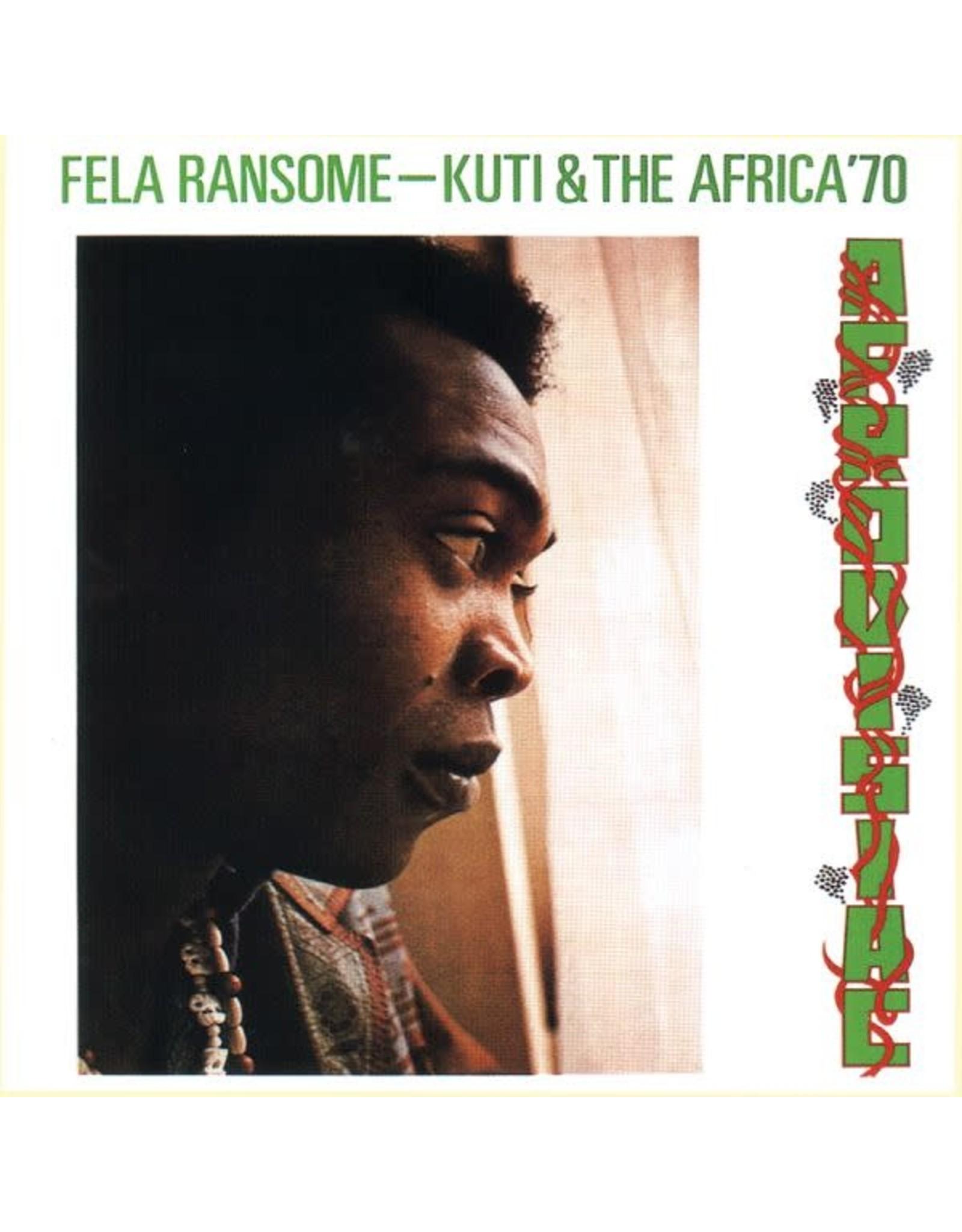 Knitting  Factory Kuti, Fela: Afrodisiac LP