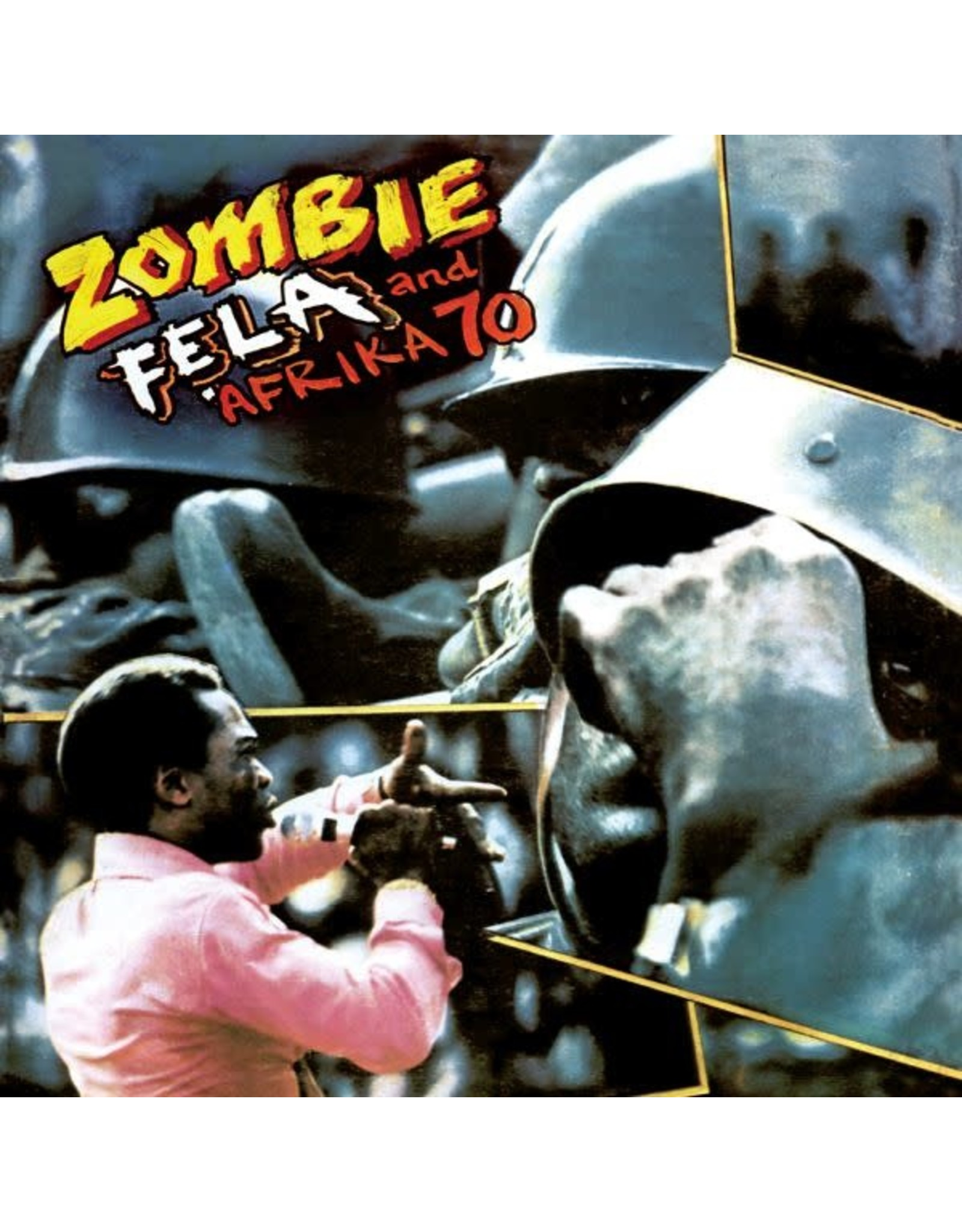 Knitting  Factory Kuti, Fela: Zombie LP