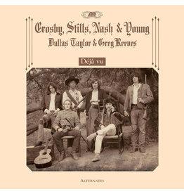 Atlantic Crosby, Stills, Nash & Young: Deja Vu Alternates LP