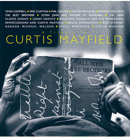 Warner Various: 2021RSD2 - A Tribute to Curtis Mayfield LP
