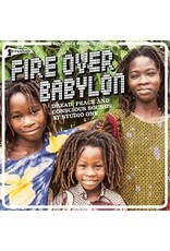 Soul Jazz Various: Fire Over Babylon - Dread, Peace and Conscious Sounds at Studio One LP