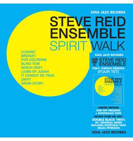 Soul Jazz Reid Ensemble, Steve: 2021RSD2 - Spirit Walk LP
