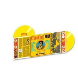 Soul Jazz Various: 2021RSD2 - Studio One Soul LP