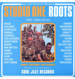Soul Jazz Various: Studio One Roots LP