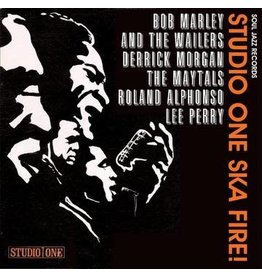 "Soul Jazz Various: 2021RSD2 - Studio One Ska Fire! 7"" Box"
