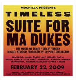Mochilla Various: 2021RSD2 - Mochilla Presents Timeless: Suite For Ma Dukes LP