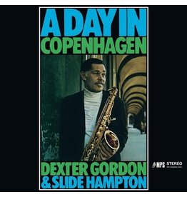 MPS Gordon, Dexter: A Day in Copenhagen LP