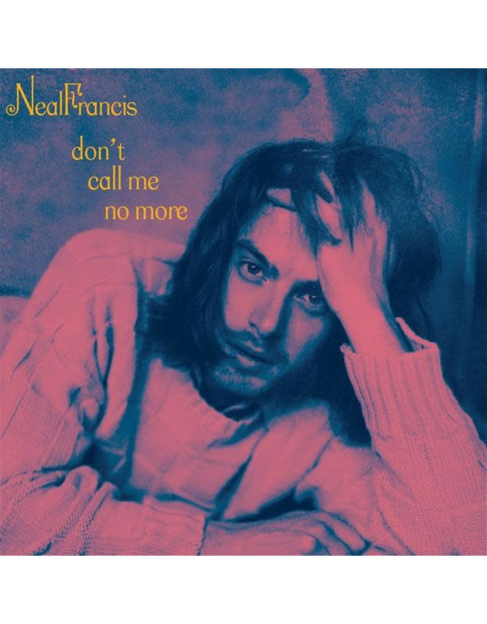 """Karma Chief Francis, Neal: Don't Call Me No More (opaque pink) 7"""""""