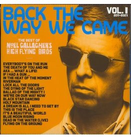 Sour Mash Gallagher, Noel's High Flying Birds: 2021RSD2 - Back the Way We Came Vol 1 LP