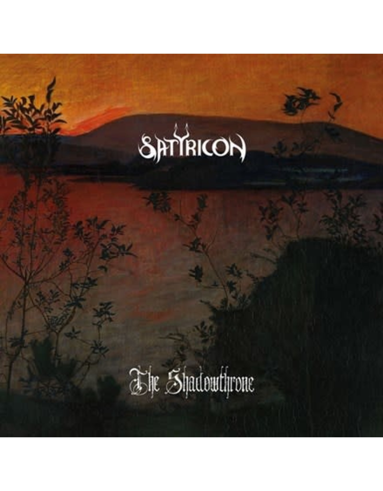 Napalm Satyricon: Shadowthrone LP
