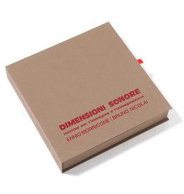 Morricone/Nicolai: Dimensioni Sonore Musiche per l'Immagine e l'Immaginazione  BOX