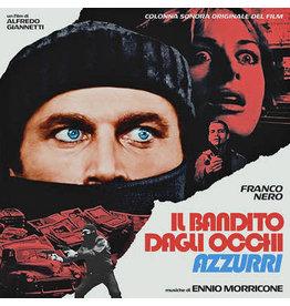 Verve Morricone, Ennio: 2021RSD2 - The Blue-Eyed Bandit (Blue) LP