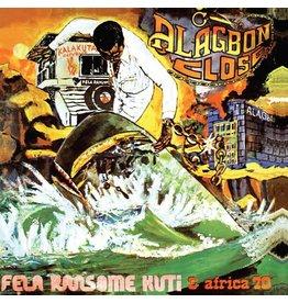 Knitting  Factory Kuti, Fela: Alagbon Close LP