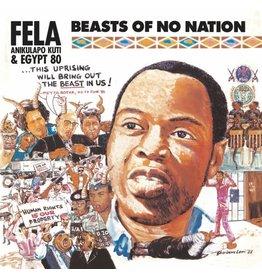 Knitting  Factory Kuti, Fela: Beasts of No Nation LP