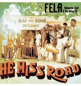 Knitting  Factory Kuti, Fela: He Miss Road LP