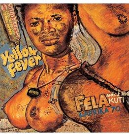 Knitting  Factory Kuti, Fela: Yellow Fever LP