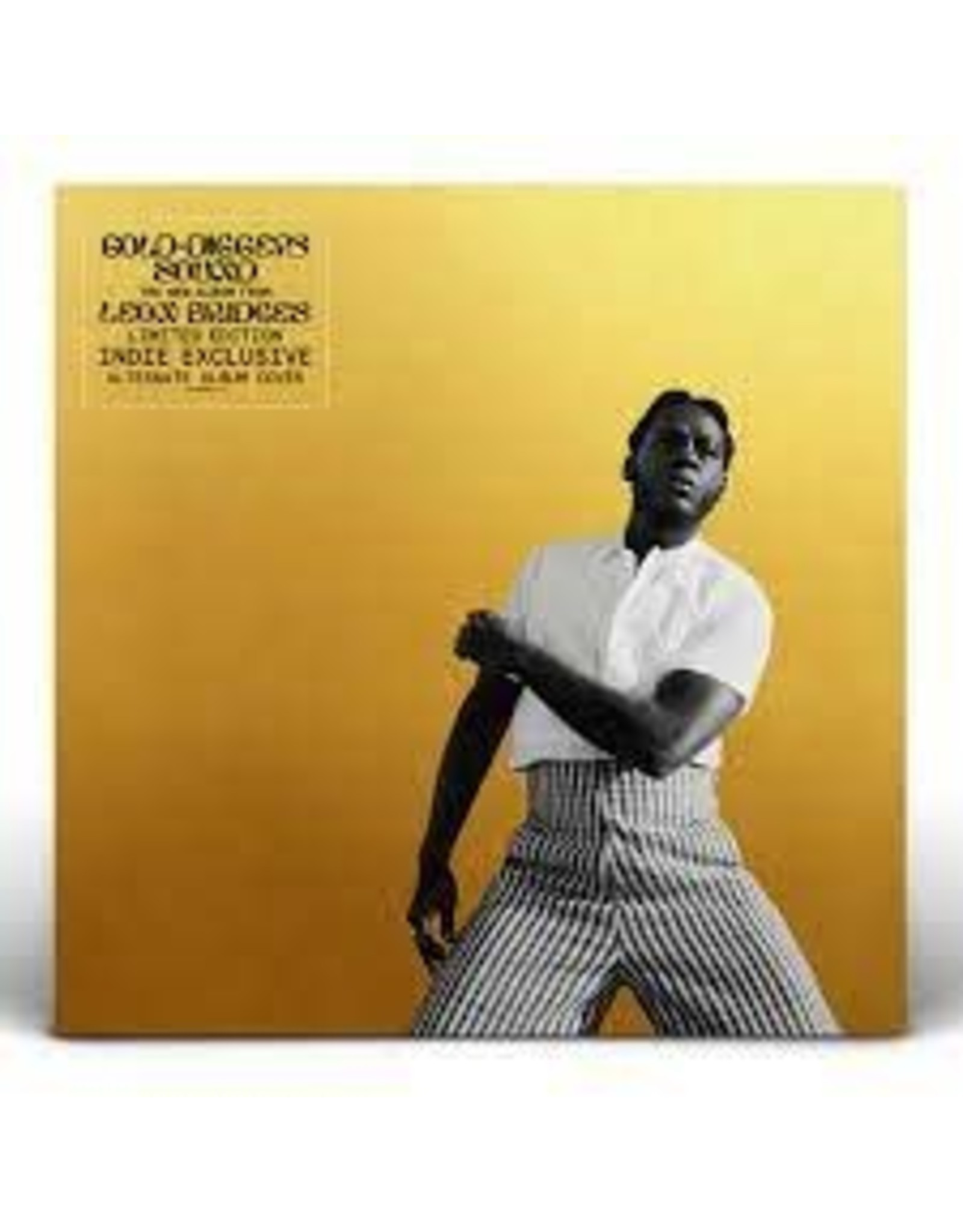 Columbia Bridges, Leon: Gold-Diggers Sound LP