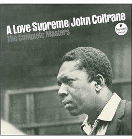 Impulse Coltrane, John: A Love Supreme: Complete Masters 3LP