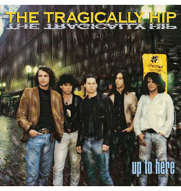 Universal Tragically Hip: Up To Here LP