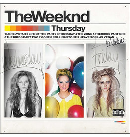 Republic Weeknd: Thursday LP