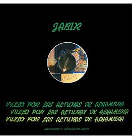 Discos Transgénero Jabir: Vuelo Por Las Alturas De Alhambra LP