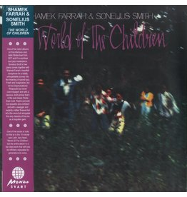 Svart Farrah, Shamek & Sonelius Smith: World of the Children LP