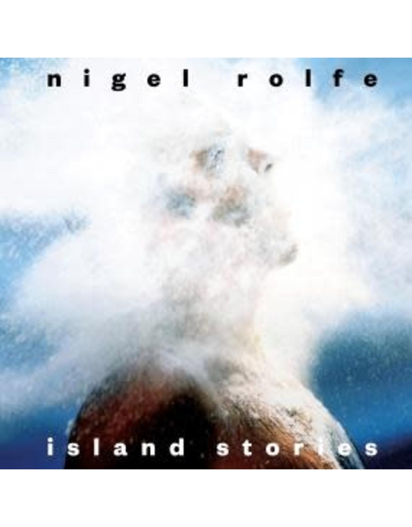 Allchival Rolfe, Nigel: Island Stories LP