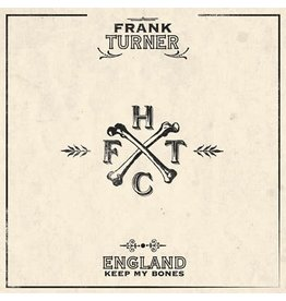 Xtra Mile Turner, Frank: England Keep My Bones LP